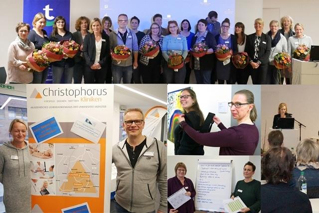 Von Pflegeexperten für Pflegende – Tagung der Christophorus-Trägergesellschaft zeigt Fülle der Kompetenzen
