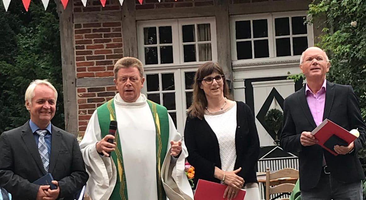 Beauftragung zum Begräbnisdienst im St.-Elisabeth-Stift