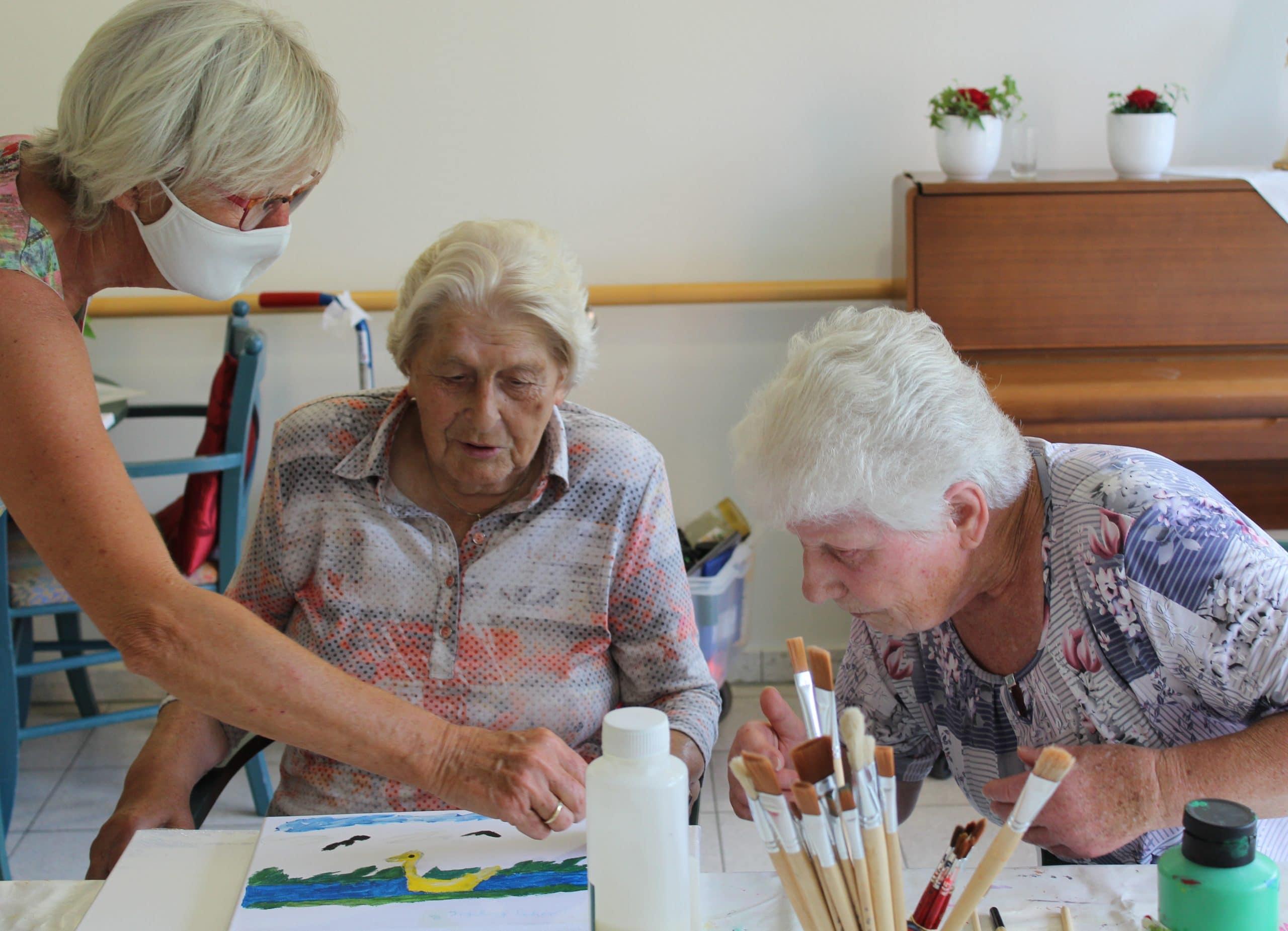 """Das St.Elisabeth-Stift ist Partner beim Kunstprojekt """"U#welt u#gestalten"""""""