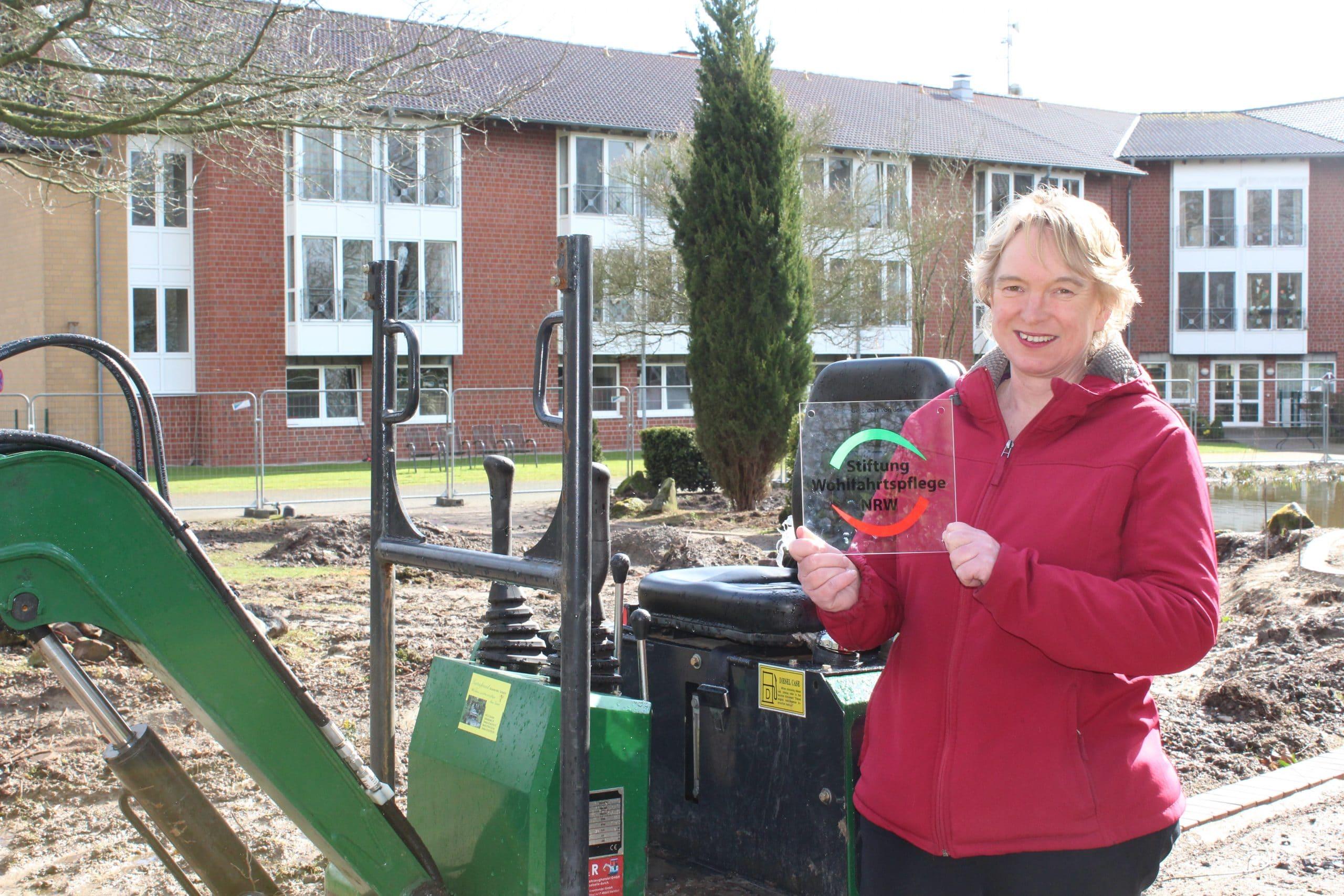 Fördergelder bewilligt – der Umbau des Elisabeth-Parks hat begonnen